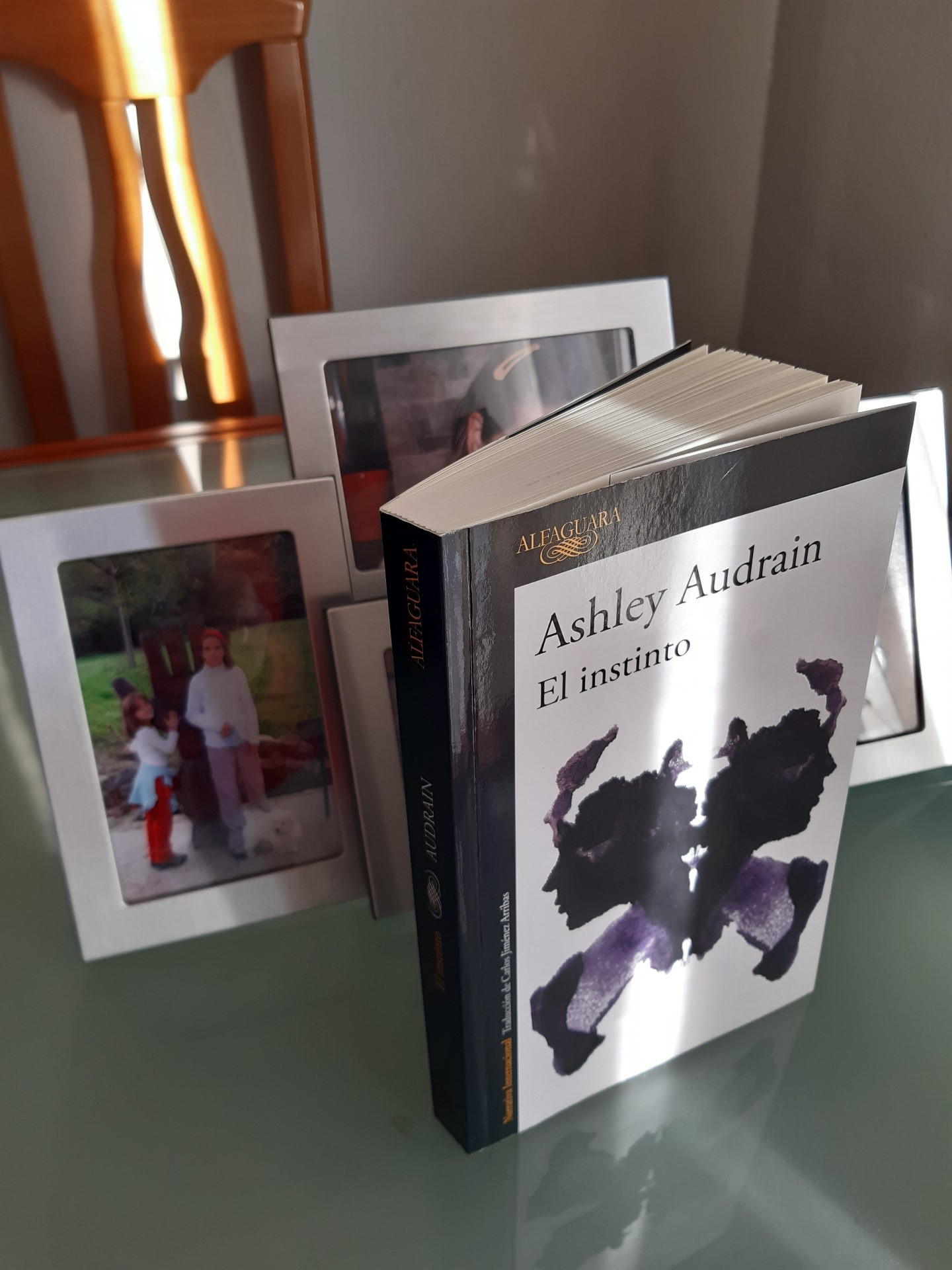 «EL INSTINTO», de Ashley Audrain