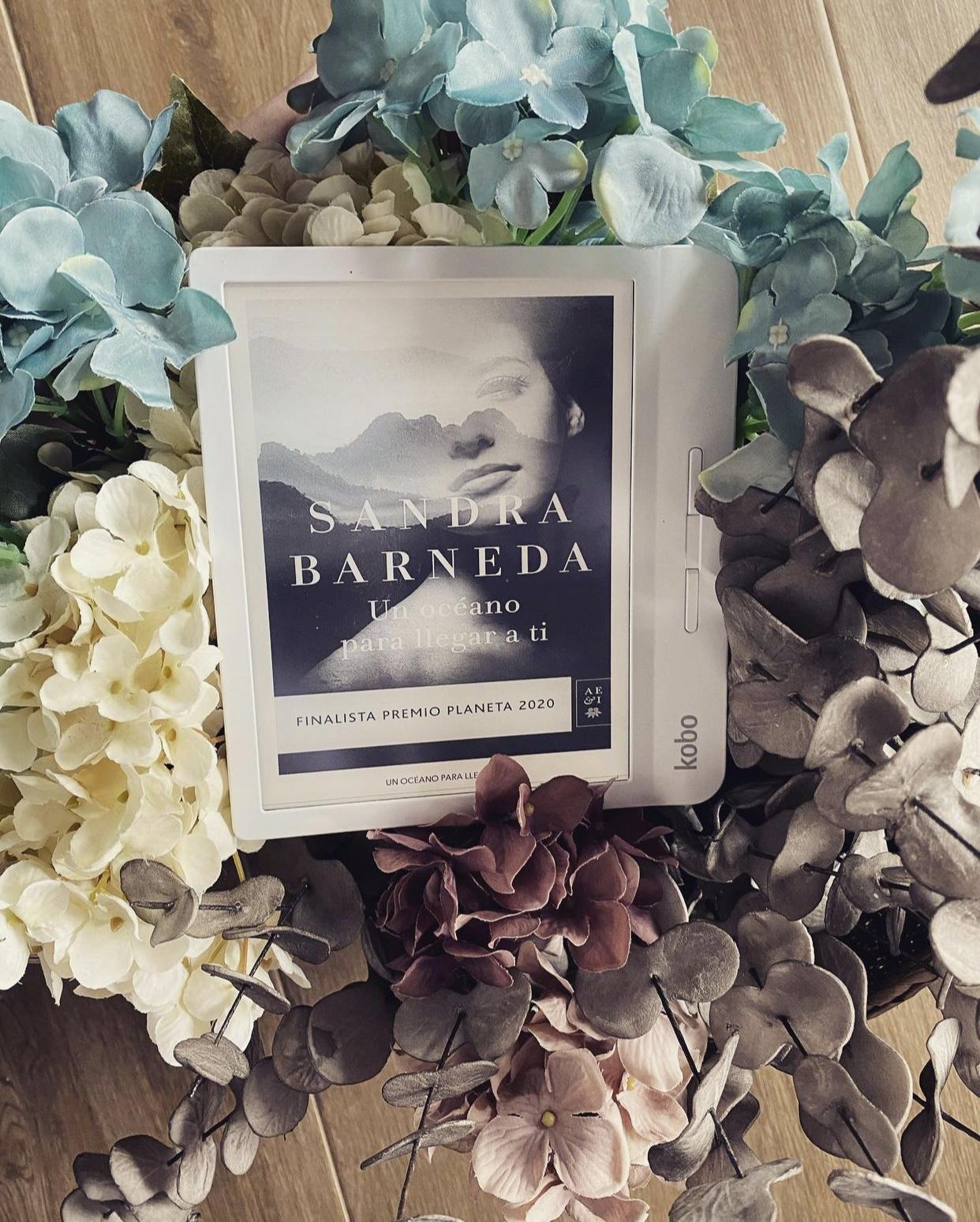 Un océano para llegar a ti de Sandra Barneda