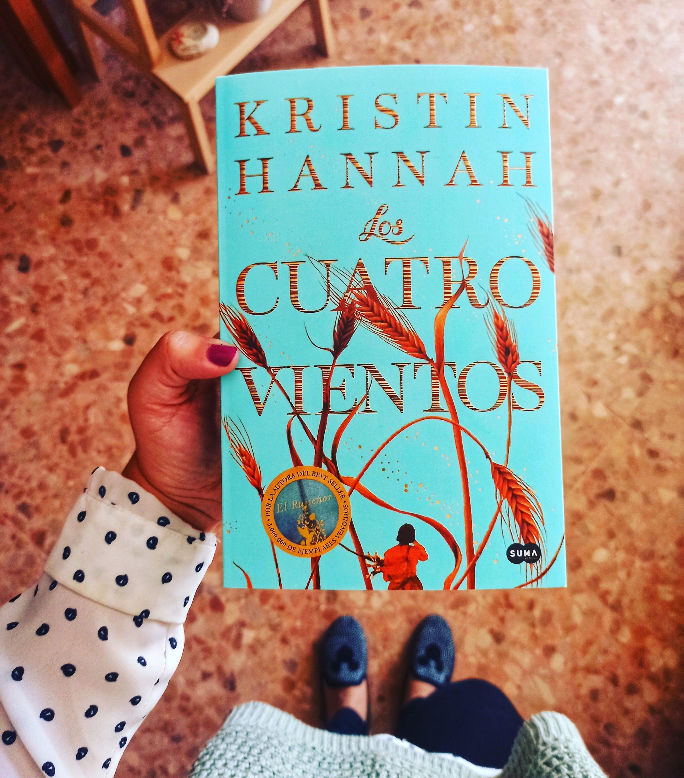 LOS CUATRO VIENTOS, de Kristin Hannah.