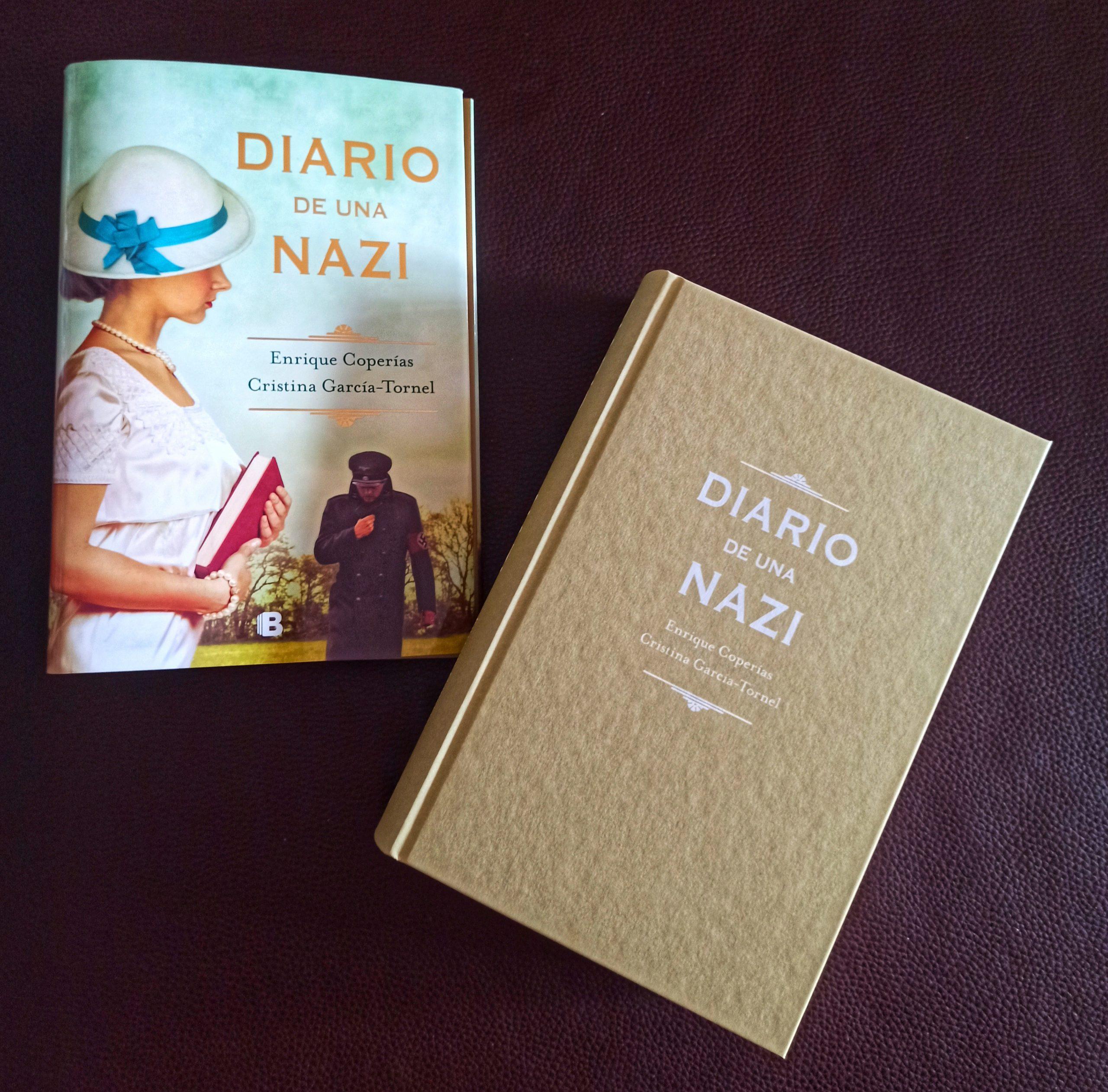 DIARIO DE UNA NAZI, de Enrique Coperías y Cristina García-Tornel.