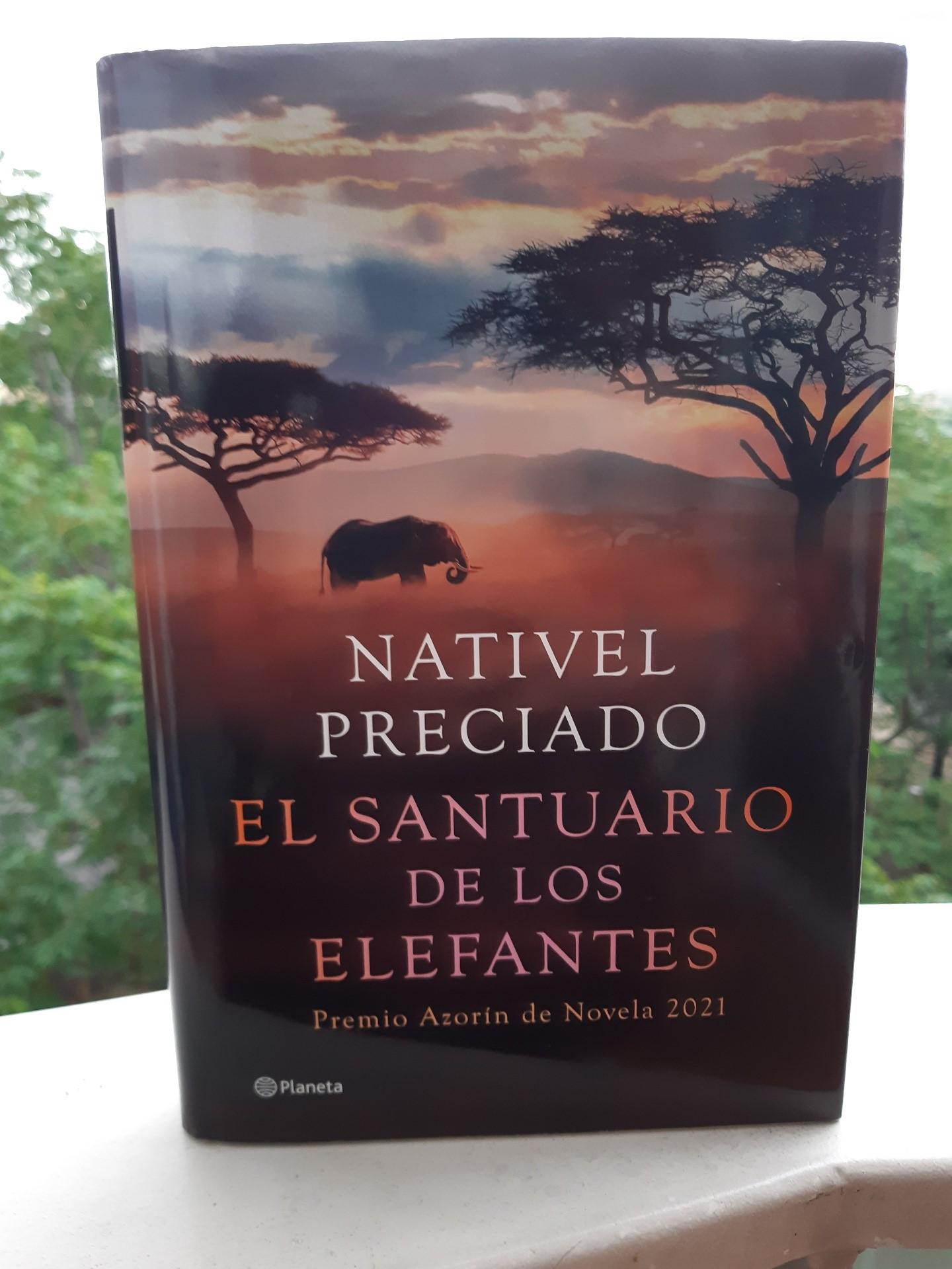 «EL SANTUARIO DE LOS ELEFANTES», de Nativel Preciado