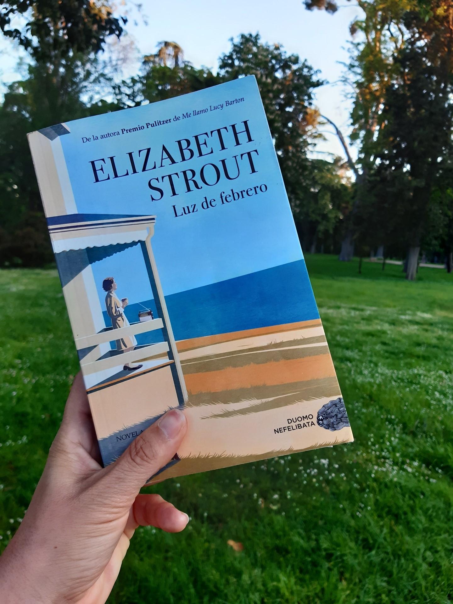 «LUZ DE FEBRERO», de Elizabeth Strout