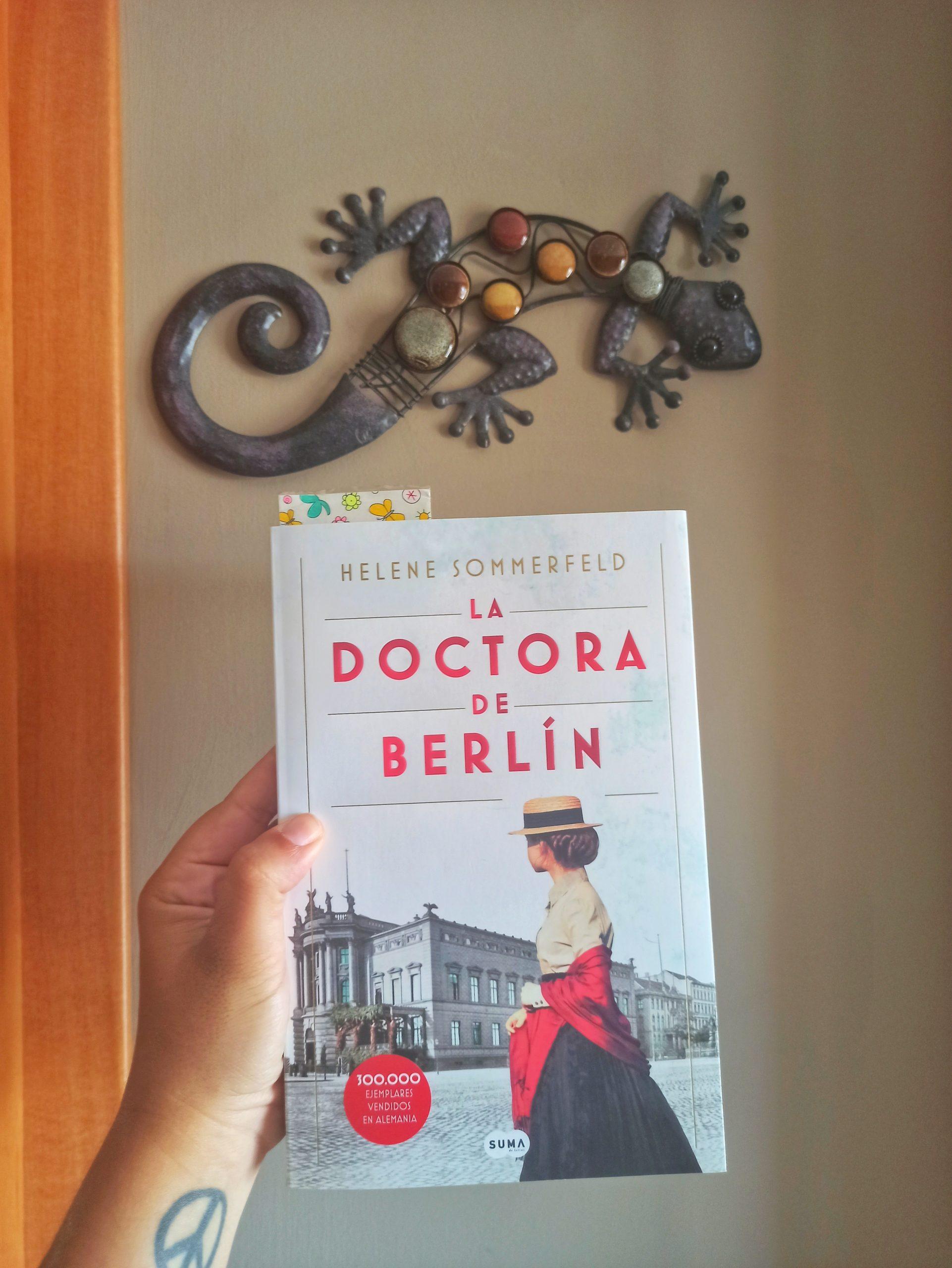 LA DOCTORA DE BERLÍN, de Helene Sommerfeld.