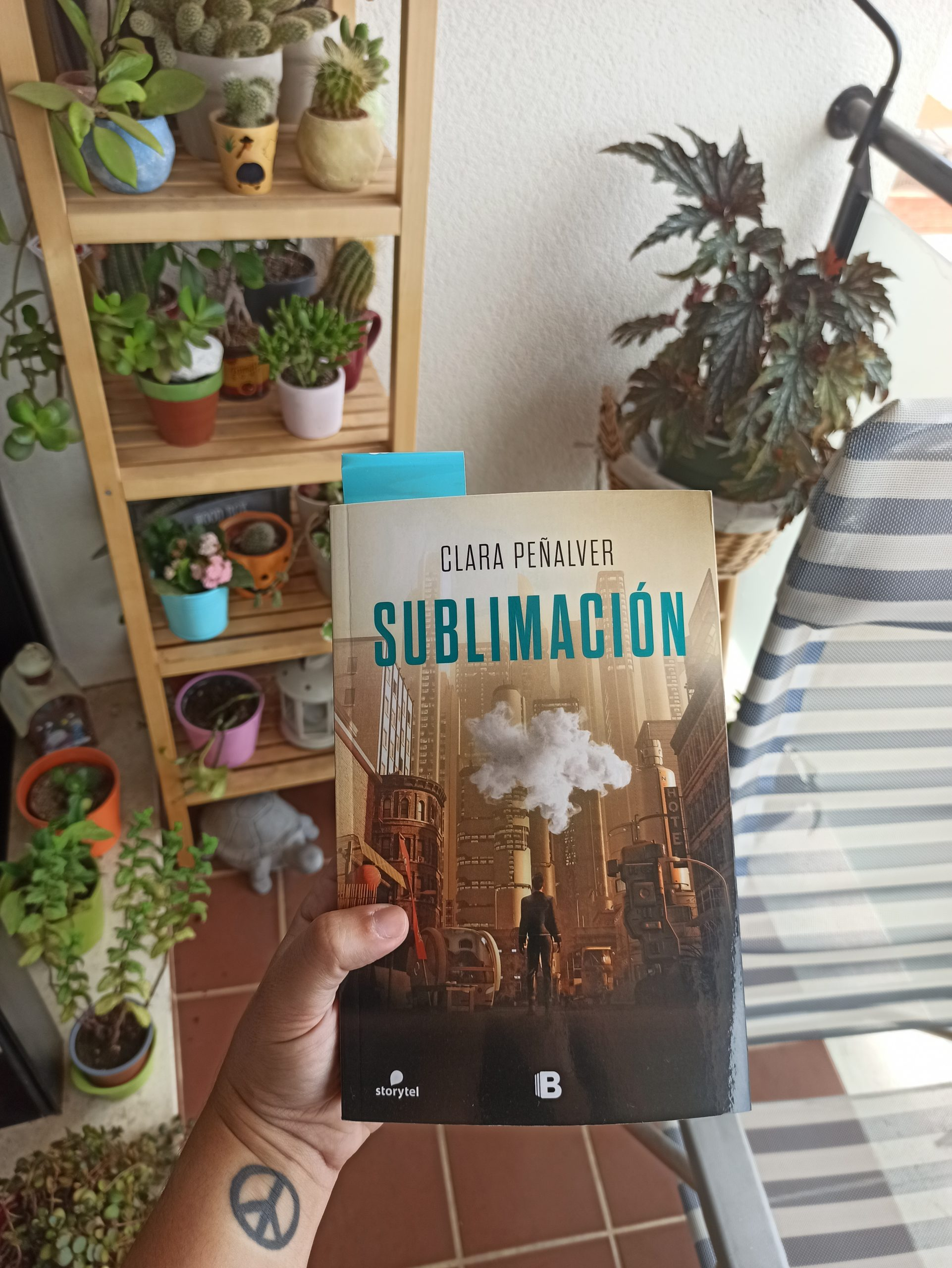 SUBLIMACIÓN