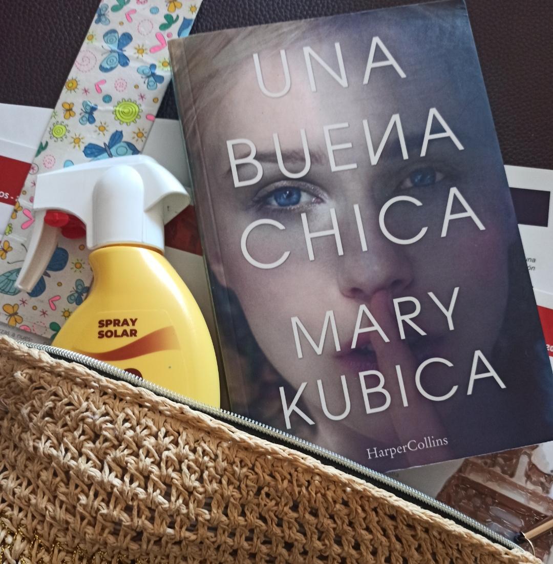 UNA BUENA CHICA, de Mary Kubica.