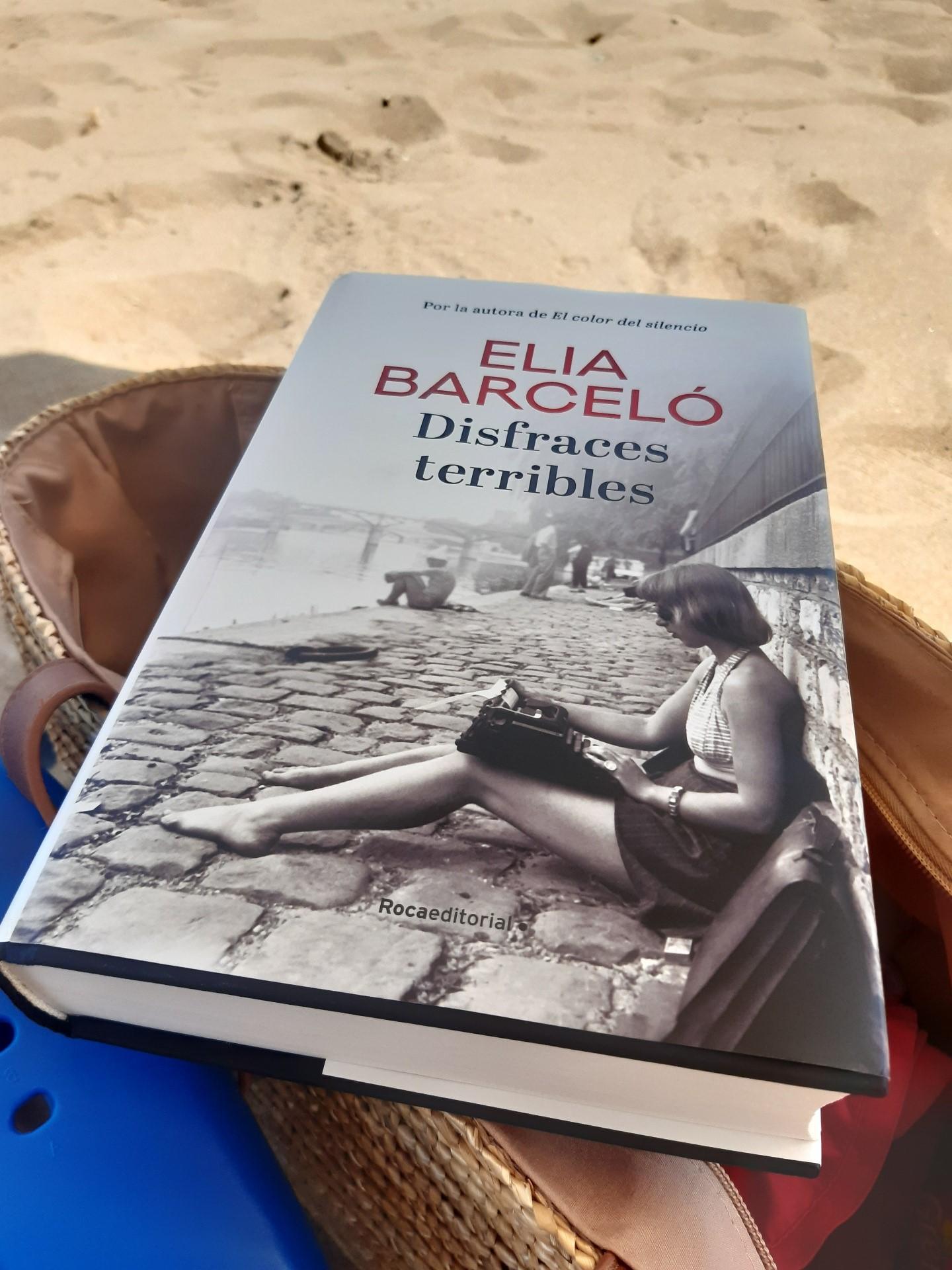 «DISFRACES TERRIBLES», de Elia Barceló