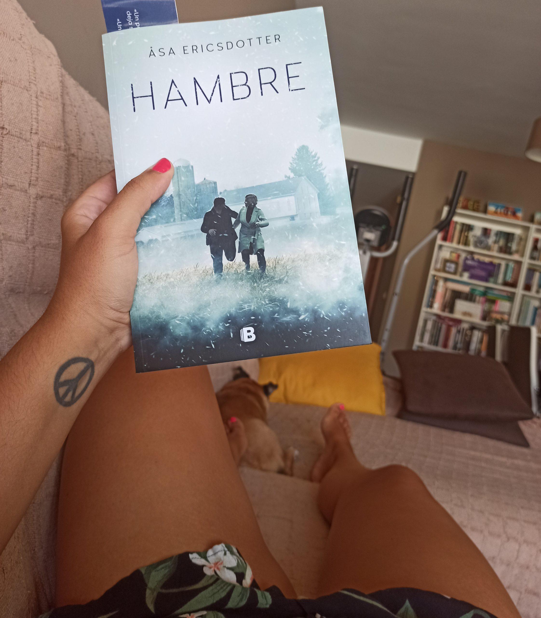 HAMBRE, de Asa Ericsdotter.