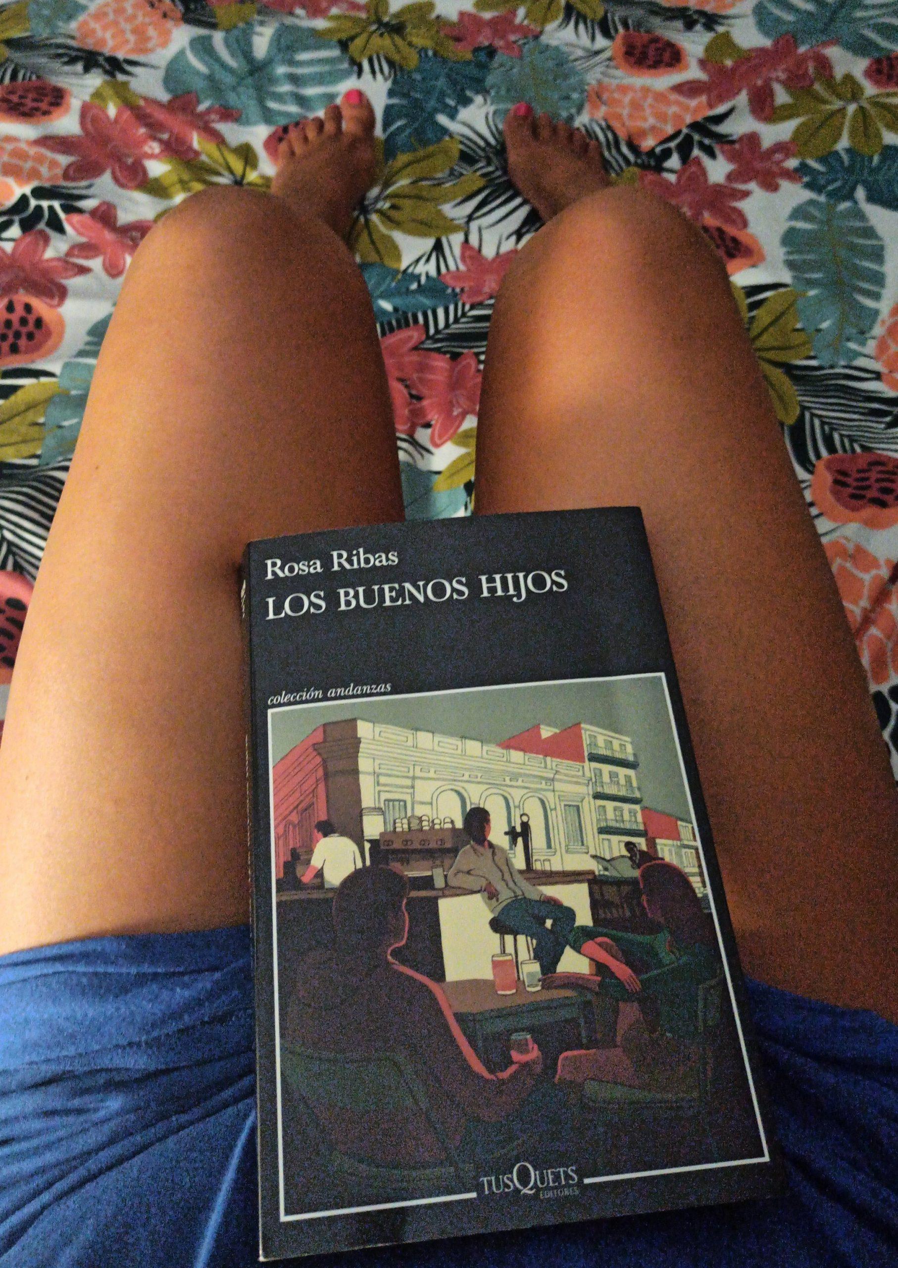 LOS BUENOS HIJOS, de Rosa Ribas.