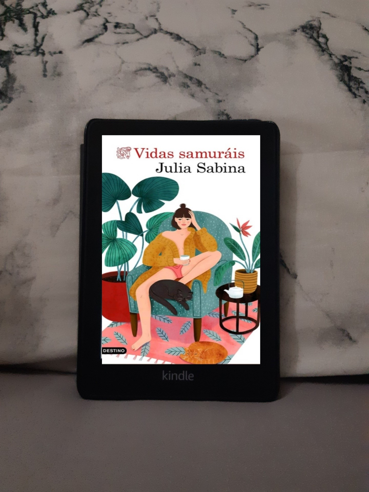 «VIDAS SAMURARIAS», de Julia Sabina